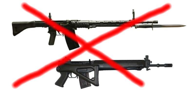 armes belgique vente libre
